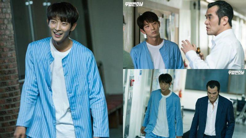 tvN熱門劇《無法律師》李準基X崔民秀:帥氣「武打戲」花絮影片公開!