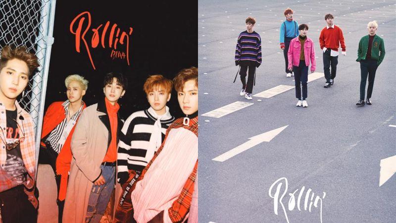 男團B1A4《Rollin'》MV 完整公開 五個大男孩的告白、自由靈魂與夢想~!