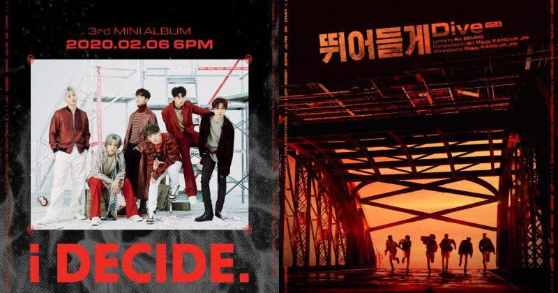 iKON 新专辑曲目表曝光 B.I 参与创作八成歌曲