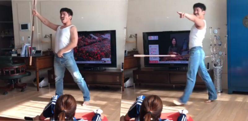 俞世润激情模仿《波西米亚狂想曲》Queen乐团:妻子反应令人爆笑XD