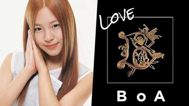 BoA名字中間是小寫字母,原來是因為李秀滿的一句話!