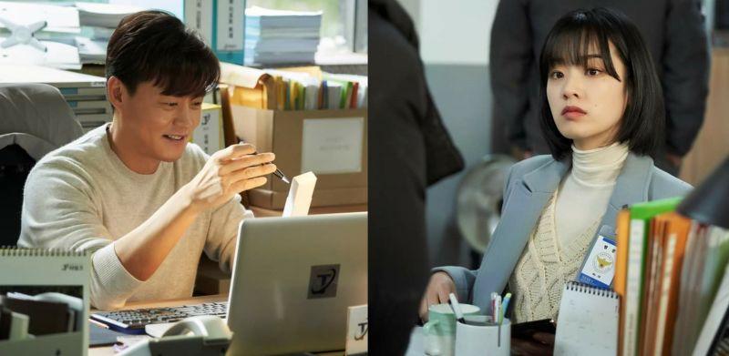 《Times》李瑞镇、李周映等剧照公开,制作组:「李瑞镇本人的傲娇魅力完全融入了角色」