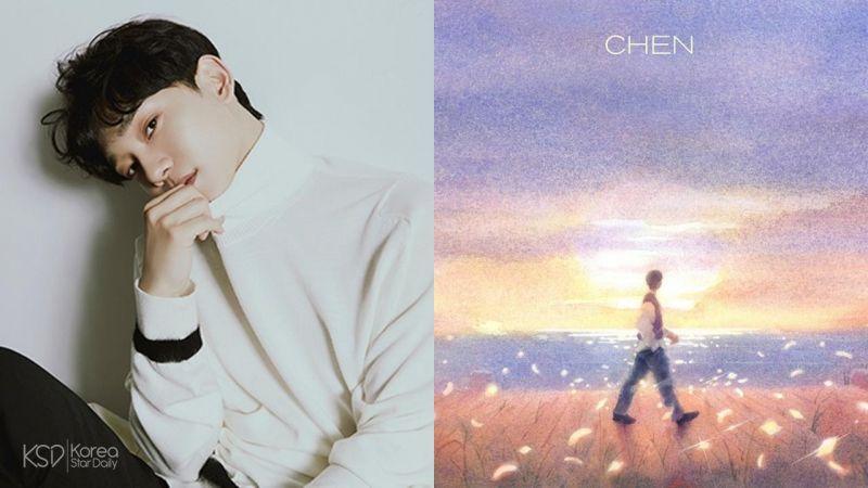 EXO CHEN 将发表新歌《HELLO》,爱女出生后的首次回归!