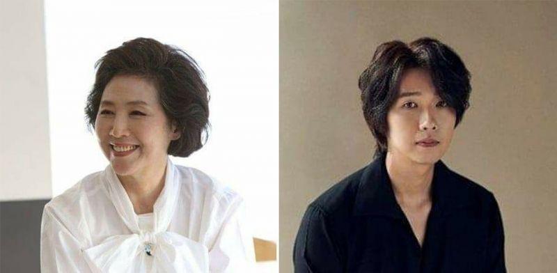 高斗心x智鉉寓將主演電影《閃耀的瞬間》合演忘年之交