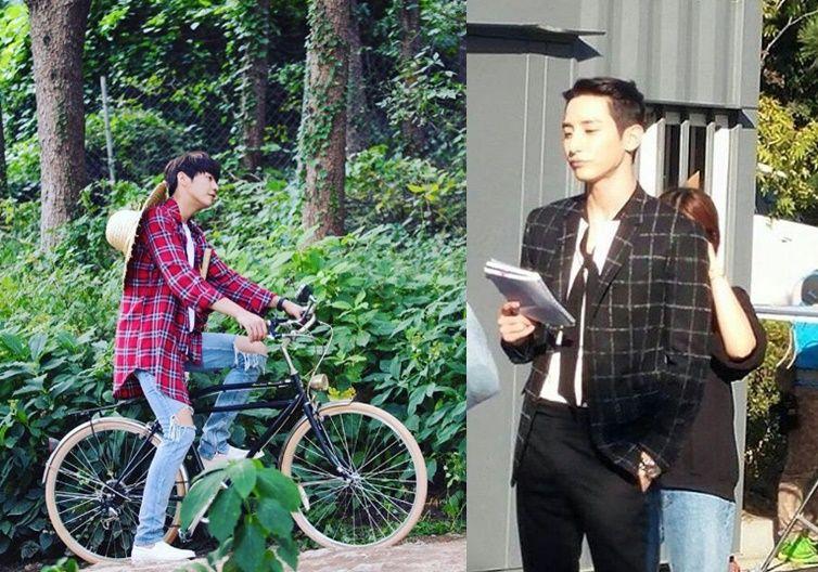 《住在我家的男人》金英光&李洙赫拍攝畫面曝光~這樣的高顏值 令人超心動啊!