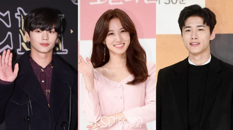 陸星材、朴恩玭、徐志焄有望出演tvN漫改劇《烤麵包的男人》!預計7月首播