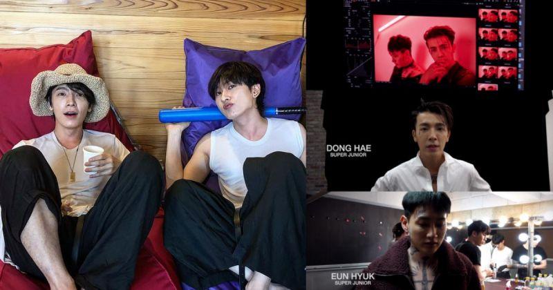 Super Junior-D&E 誕生契機超溫馨!原來是因東海怕孤單?
