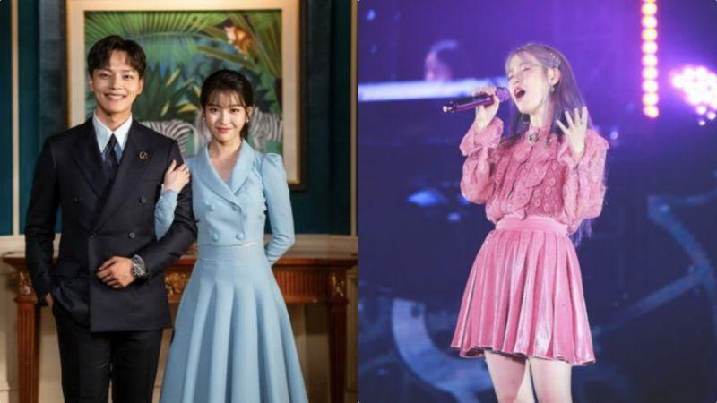 超講義氣!「社長」IU開唱「經理」呂珍九變身粉絲現身觀眾席♥