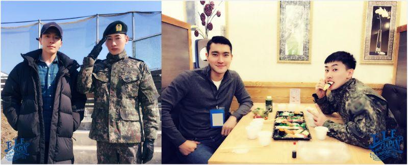 輪流探班Super Junior銀赫!繼東海以後 這次是始源