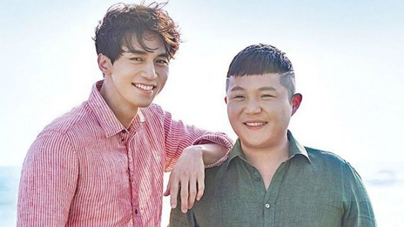 「Roommate搭檔」李棟旭、曹世鎬合拍廣告視頻,有搞笑反轉!