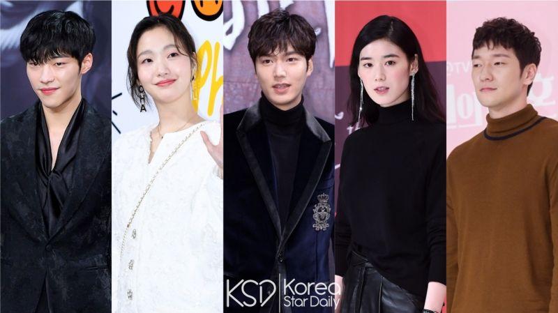 《THE KING》選角:李敏鎬、金高銀、禹棹煥確定出演!「男二」、「女二」則有可能是他們