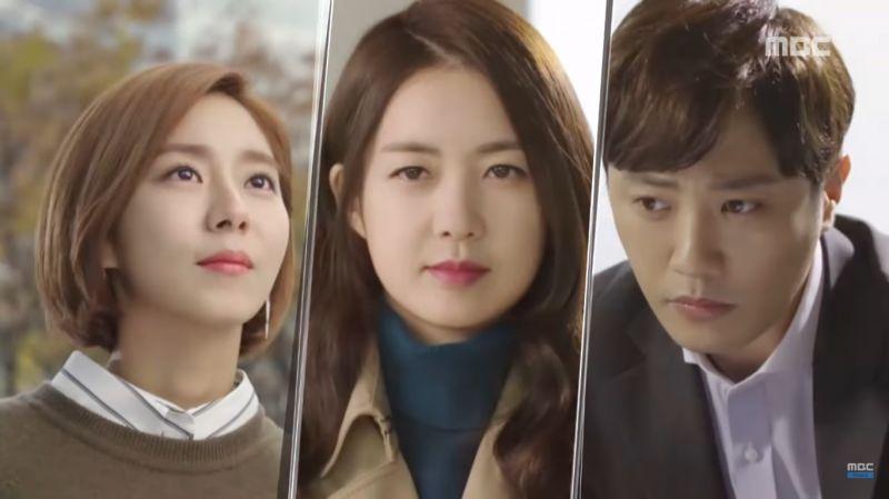 MBC全新月火劇《不夜城》預告曝光 李枖原&U-ie美人的對峙