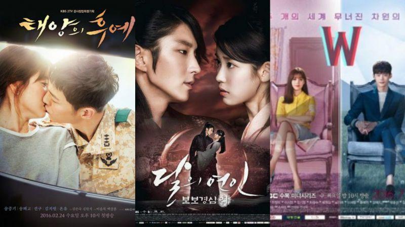 2016年美國人最愛看的韓劇TOP5公開 這些也是妳的愛嗎?
