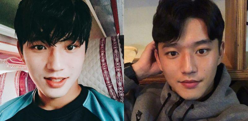 激似SHINee珉豪和EXO CHEN?!韓足球運動員鄭勝元太帥引網友關注