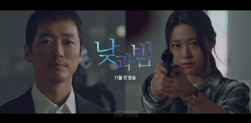 《日与夜》二版预告,雪炫含泪拿枪对准南宫珉:「我打从一开始就喜欢的这个人」