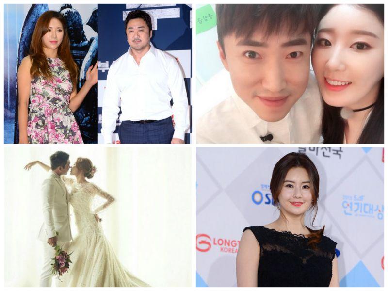 11月娛樂圈感情新聞頻曝光:戀愛+分手+結婚+產女消息不斷