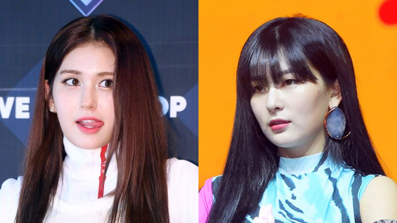 SOMI全昭弥和Red Velvet Seulgi同款「不同穿法」,SM造型师再现神操作!