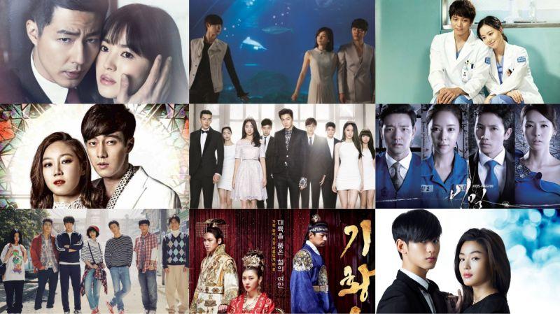 这些都是5年前播出的韩剧!当年的你都看了吗?一起来回顾一下吧~
