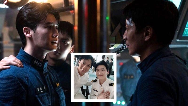 這真的是神仙陣容!金來沅、李鍾碩、車銀優主演恐怖電影《分貝》劇照曝光,期待海軍男神們♥
