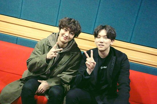 郑基高&EXO灿烈合作曲《Let Me Love You》 登中国音源榜上位圈