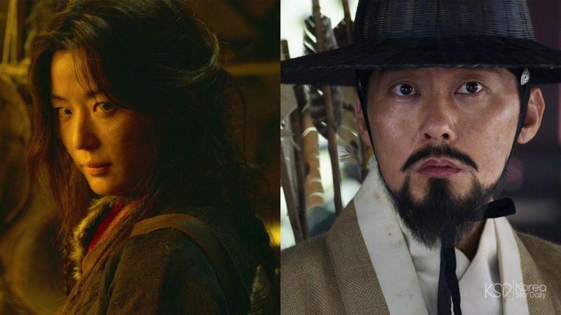 全智賢、朴秉恩主演新劇《屍戰朝鮮:雅信傳》預告來了!2021年正式上線