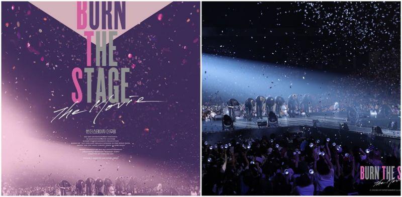 台湾阿米们开抢!BTS电影《Burn The Stage》台湾11/15场次在此公开!