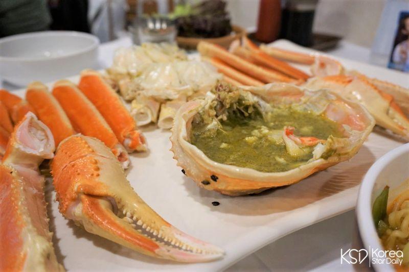 水產市場不只鷺粱津,麻浦水農產品市場也能吃到超新鮮海產