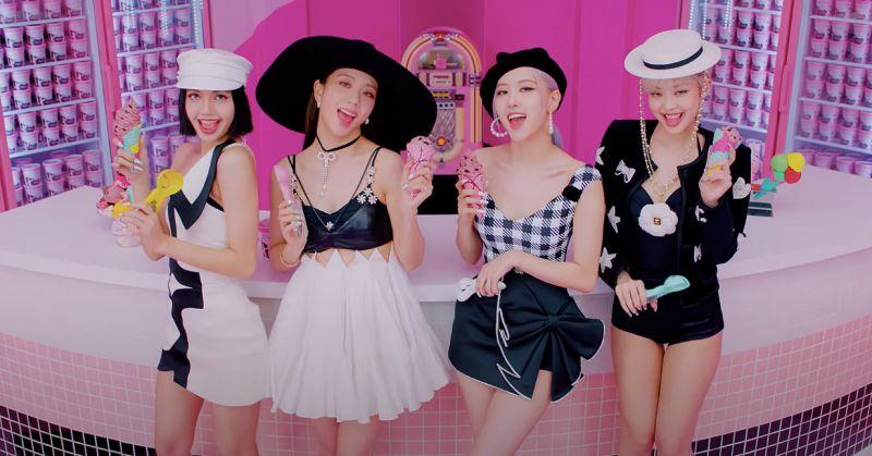 BLACKPINK〈Ice Cream〉破億 已累積 21 支破億 MV!