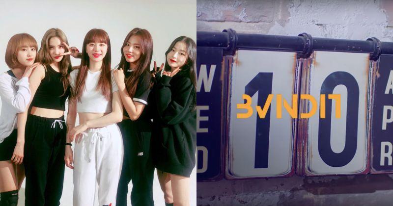 MNH 首組女團 BVNDIT 敲定出道日期 舞蹈練習影片來勢洶洶!