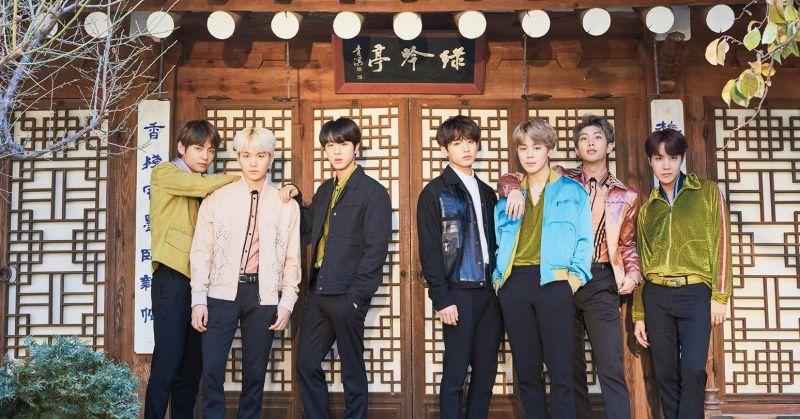 BTS防弹少年团去年跃上告示牌杂志 团体版合照封面入围「2019 最佳杂志封面大赛」!