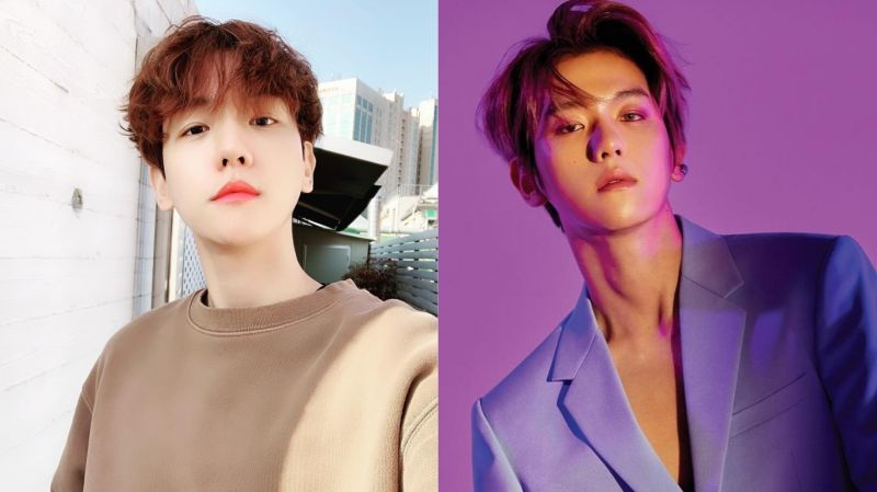 終於等到你!下月(7月)EXO不只有「燦勳小分隊」 伯賢也將發表SOLO專輯