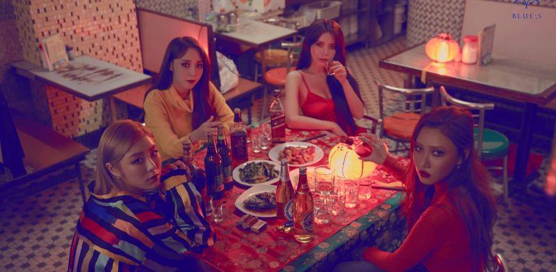 「信听木」回来了! MAMAMOO预计3月回归,距上张专辑《BLUE:S》时隔4个月