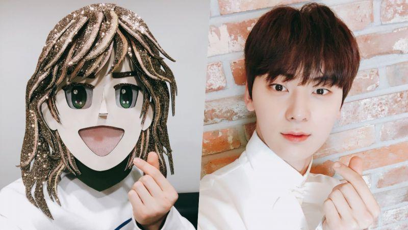 《蒙面歌王》的Terius居然是黃旼炫! 連姜丹尼爾都不知道他來錄節目