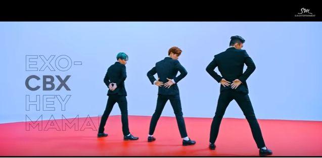 EXO-CBX《Hey Mama!》出爐 伯賢變Rapper驚艷