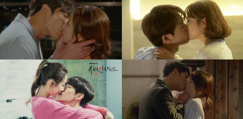 「有些出道多年10多年才拍第一次吻戏!」他们的萤幕初吻献给了谁你们知道吗?