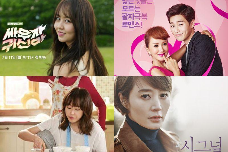 tvN近期作品中  大家覺得女主角們的酒醉演技如何?