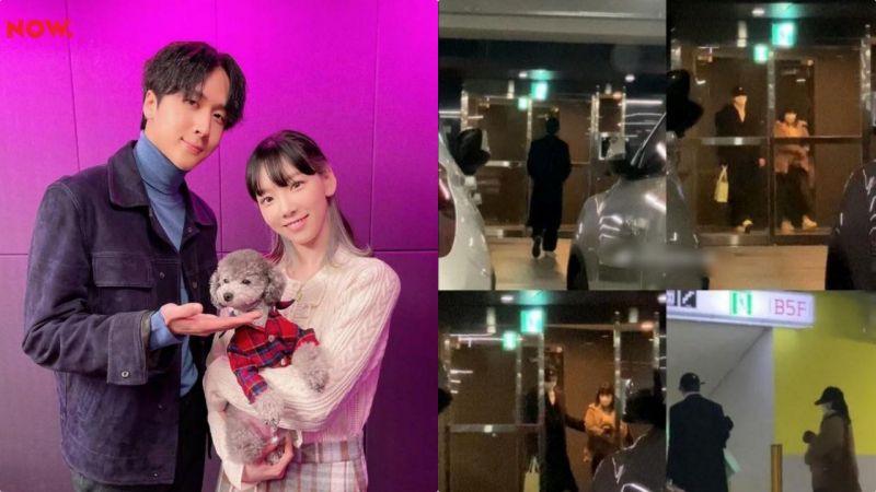 【有片】太妍&Ravi戀情再添鐵證?!55個小時獨處,一起過聖誕