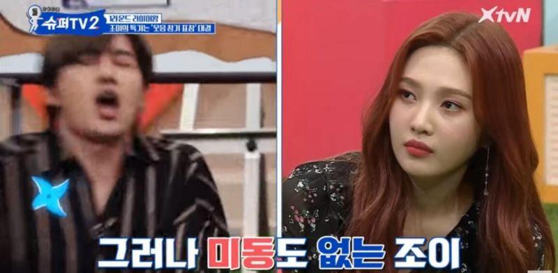 【内有影片】Red Velvet做客《Super TV》 玩忍笑游戏超爆笑!