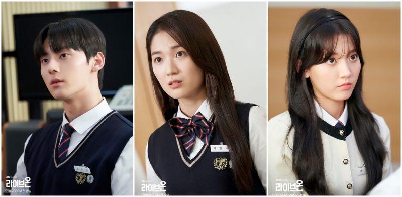 黄旼炫与郑多彬的「相克罗曼史」登场!《Live On》第二集观前重点公开