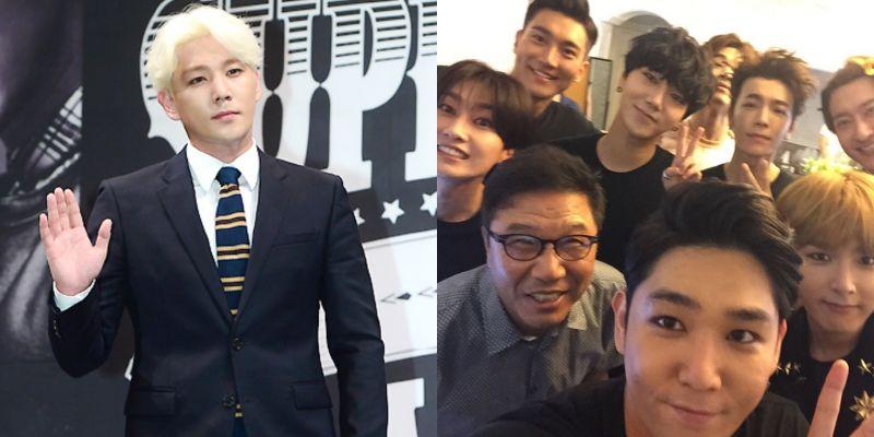 【完整声明】强仁宣告退出 Super Junior 14 年活动正式告终