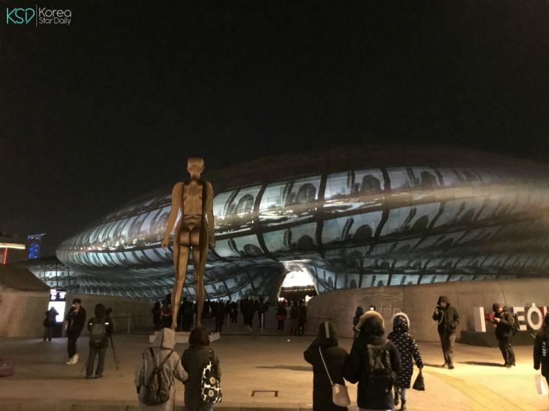 SEOUL LIGHT:用光影解構、再建構東大門的歷史與首爾的未來!