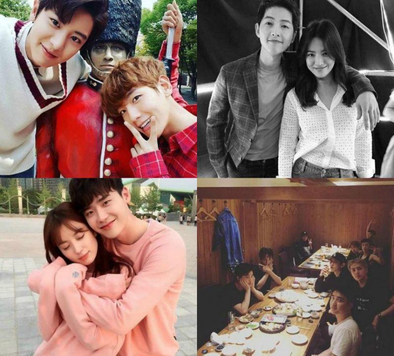 2016年韓國明星Instagram點讚數TOP10