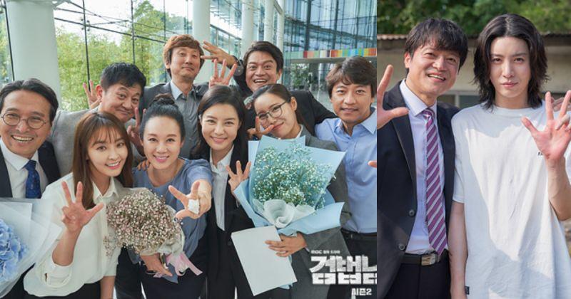 MBC《檢法男女》完結篇創收視新高 有望再推第三季?