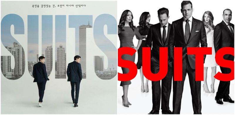 韩国版也厉害!张东健朴炯植《金装律师》海报获美国演员与作家大赞