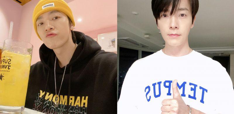 熱搜第一:「Super Junior東海要上《我獨》了? !」PO圖催問:「何時開始錄製? 」