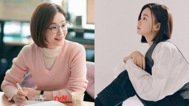 快找《尸战朝鲜:雅信传》的「少女雅信」演《机智医生生活2》「蔡颂和」的童年时期吧!氛围感一模一样XD