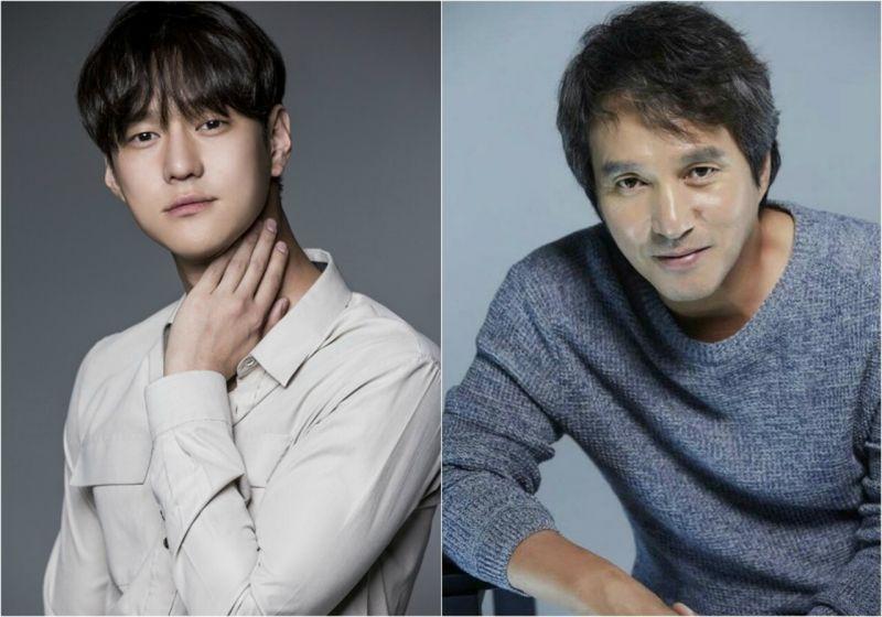 高庚杓&曹在顯確定攜手合作tvN月火新劇《Cross》