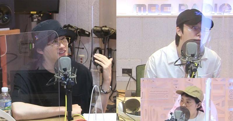 櫥窗組合無誤!Super Junior銀赫表示「從來不送餐車應援給成員」,送了反而不自在XD