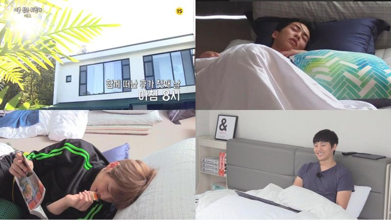 「宅男」明星大集合!全新綜藝節目《被子外面很危險》預告影片公開 小心別想歪了~!
