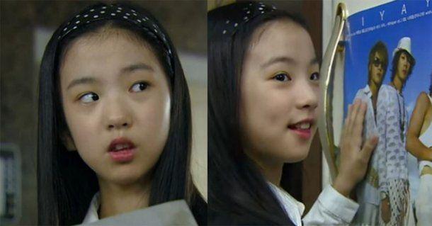 GFRIEND Eun Ha 10年前的秘密是?
